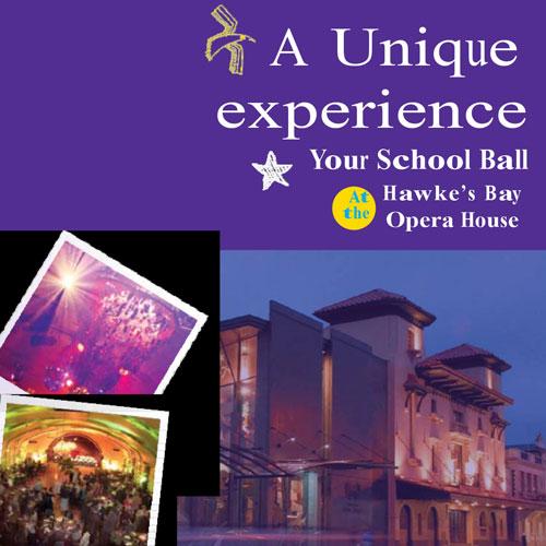 School Ball Package 2016